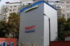 Rozwiązania parkingowe